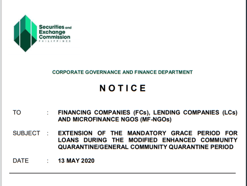 Notice_Lending_15May2020_P1